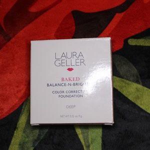 Laura Geller Foundation